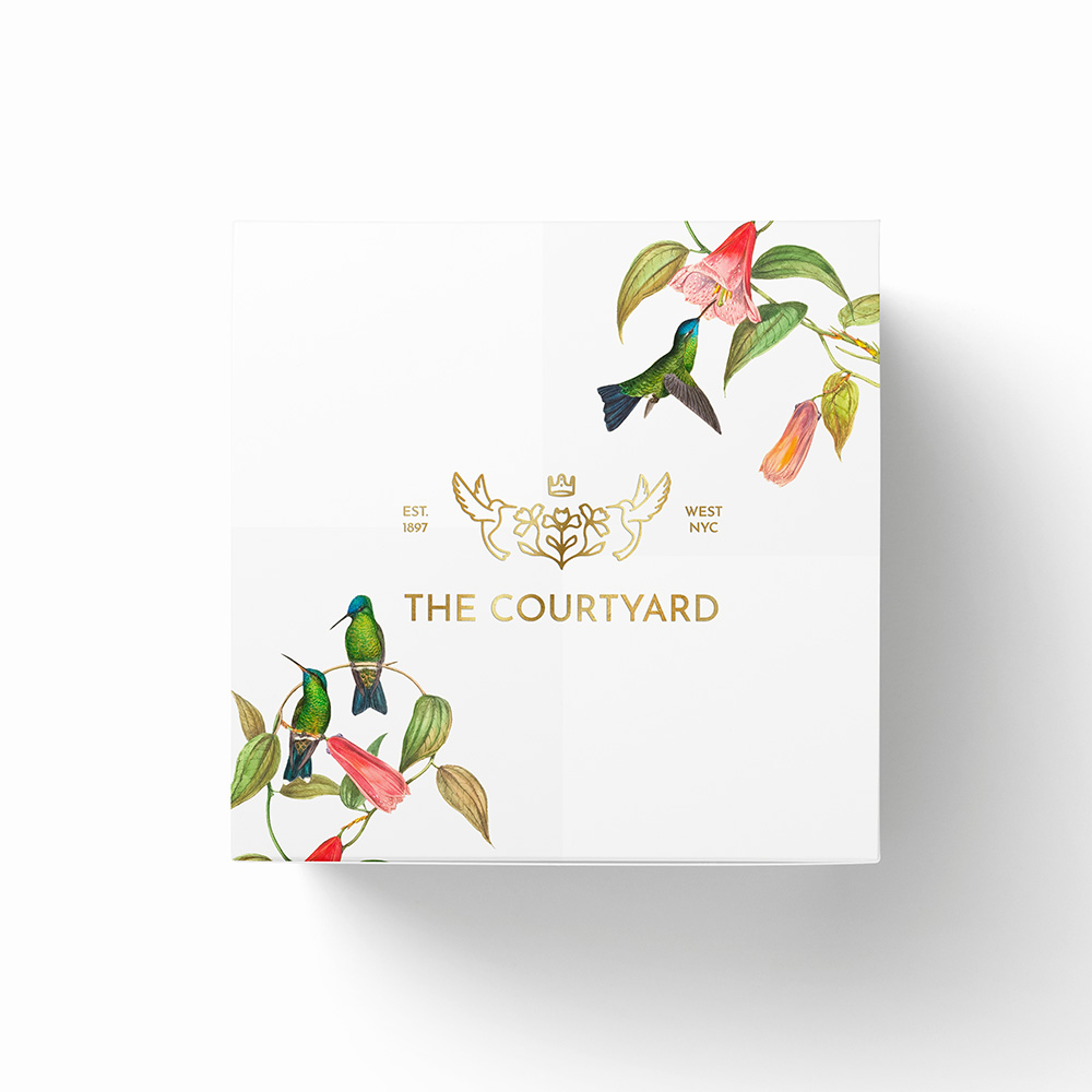 Castlefield Design – The Courtyard Packaging 3 1 1000