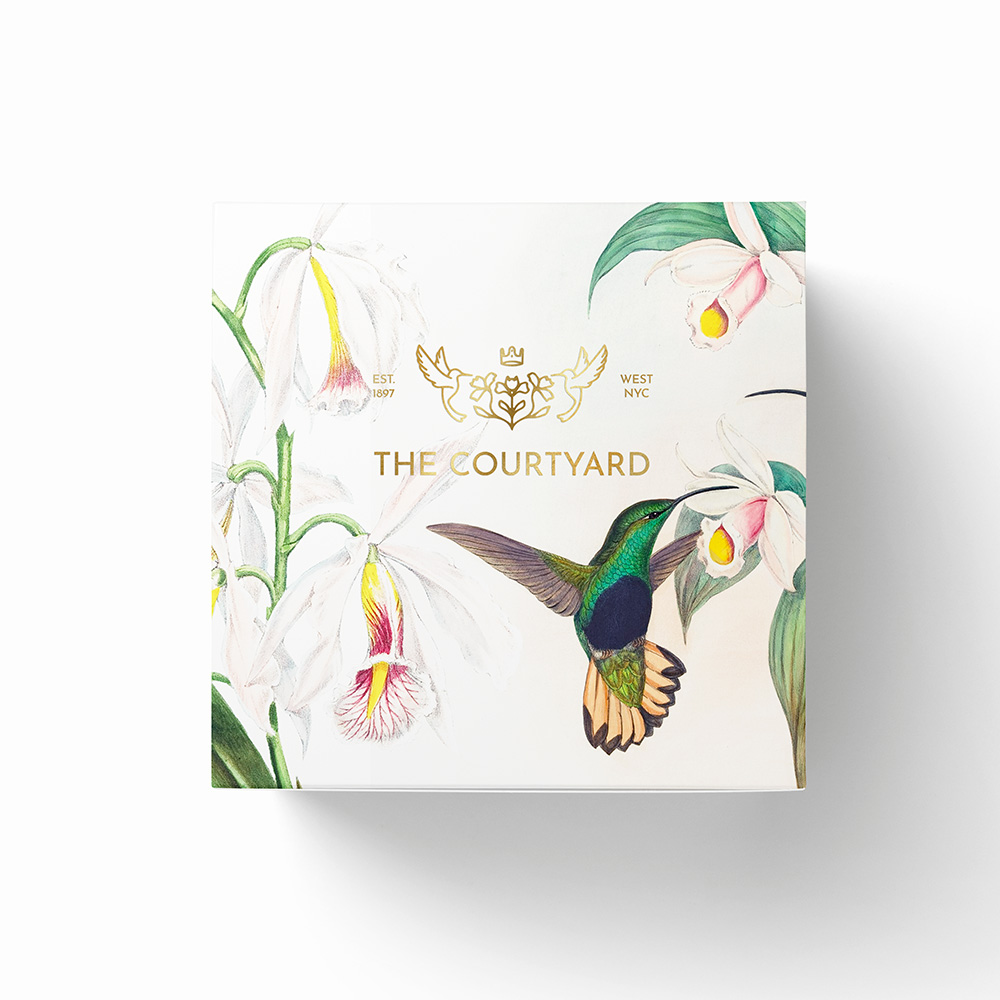 Castlefield Design – The Courtyard Packaging 3 3 1000
