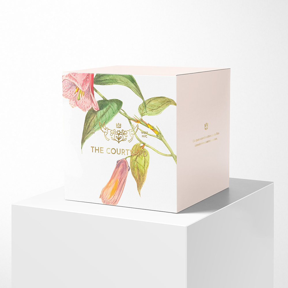 Castlefield Design – The Courtyard Packaging 4_06 1000