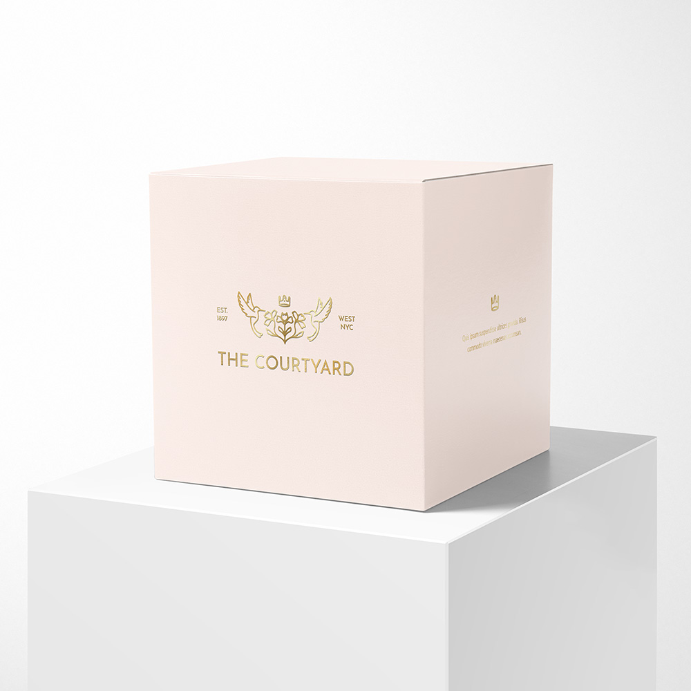 Castlefield Design – The Courtyard Packaging 4_08 1000